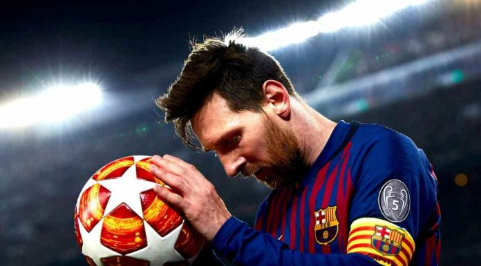 Messi Melo