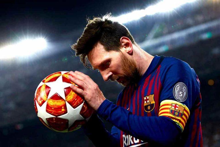 Takjub Satu Tim dengan Messi, Melo Tak Henti-Henti Puji Messi