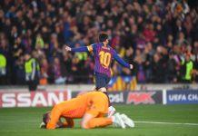 Messi Permalukan MU