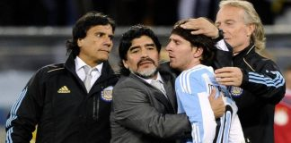 Messi Terbaik Tapi Maradona Ada di Level Berbeda