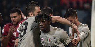 Moise Disalahkan Saat Lawan Cagliari, Pemain Ini Dihujat