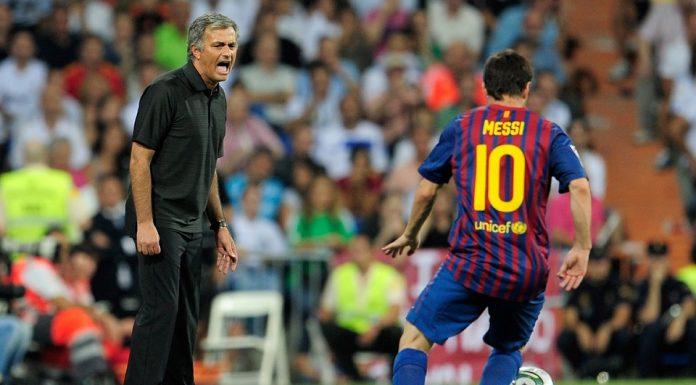 Mourinho Bocorkan Cara Hentikan Lionel Messi