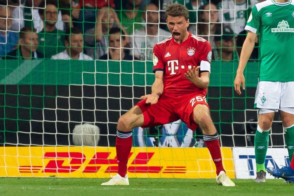 Matthaus Minta Muller Urungkan Niatnya Hengkang dari Bayern
