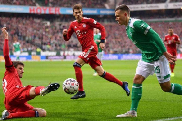 Legenda Bremen Sebut Munchen Akan Terjungkal di Weserstadion