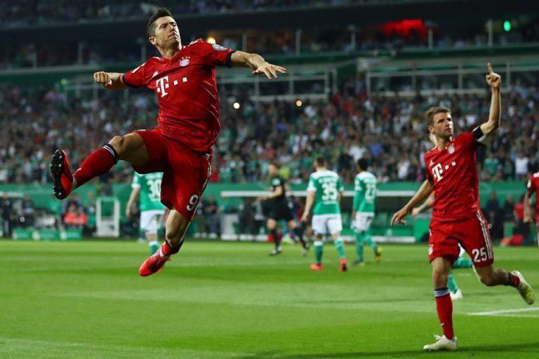 Singkirkan Bremen, Bayern Lolos ke Final DFB-Pokal