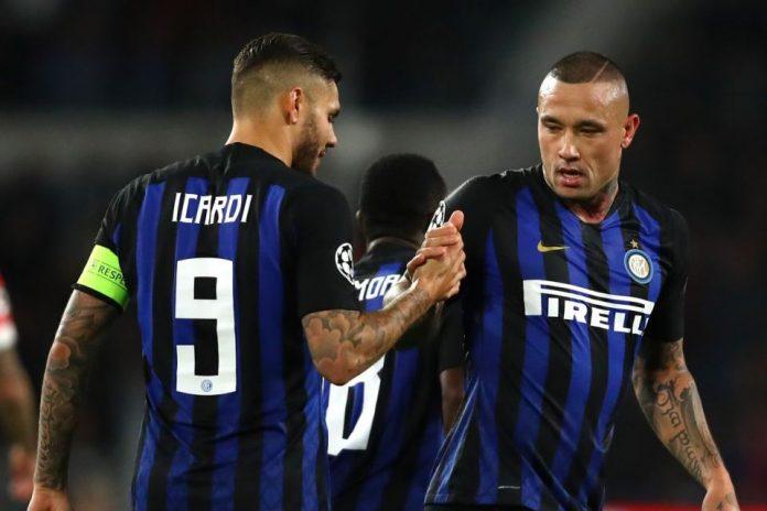 Nainggolan Pojokan Icardi Atas Kondisi Inter Milan