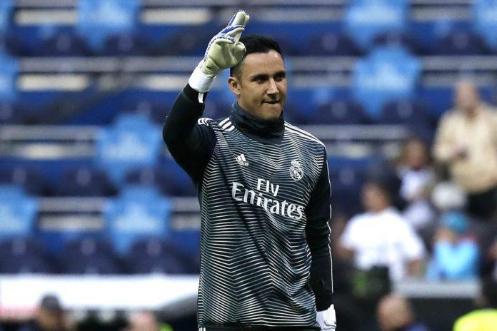 Ditepikan oleh Real Madrid, Keylor Navas Siap Hengkang?
