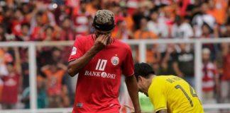 Peluang Lolos Grup AFC Semakin Kecil, Persija Fokus ke Piala Indonesia