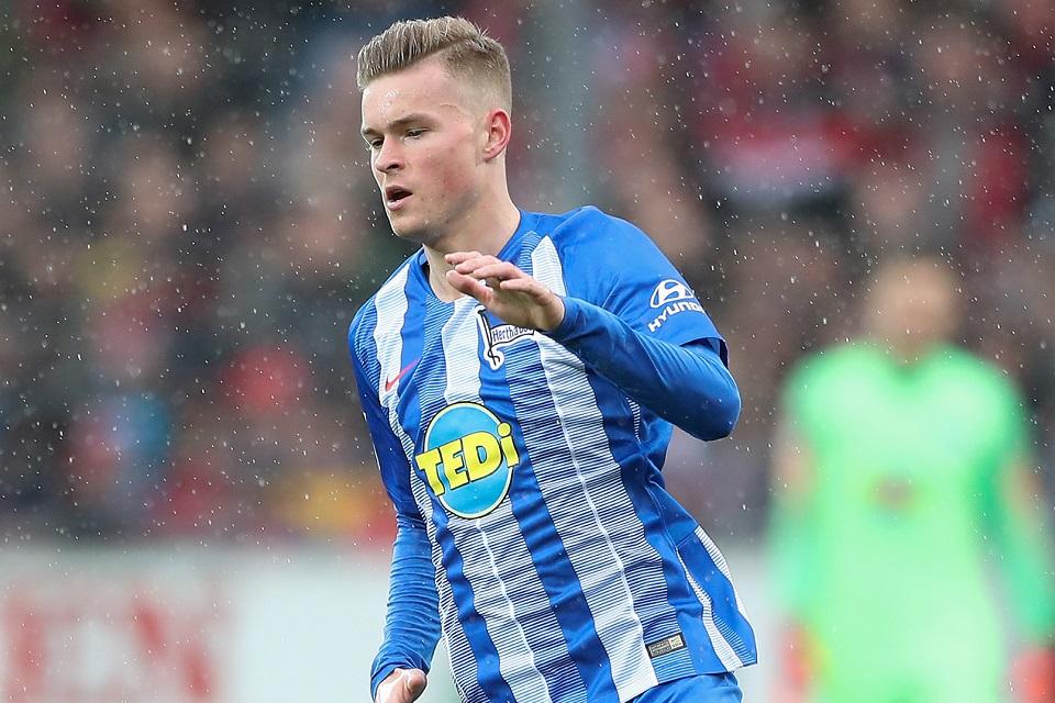 Pemain Ini Menjadi Ancaman Bagi Gelandang Hertha Berlin