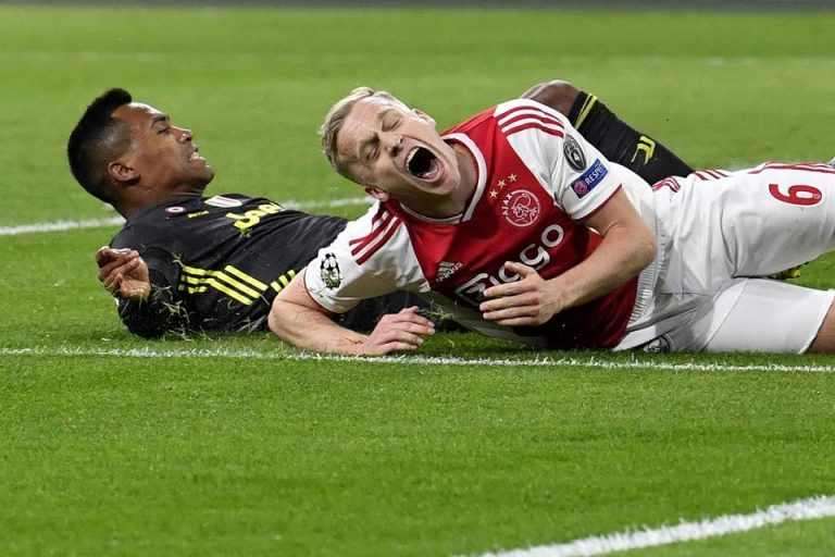 Pemain Juve Ini Minta Klubnya Waspada Terhadap Ajax