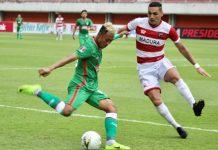 Penyerang PSS Ini Berambisi Kalahkan Striker Asing di Liga 1