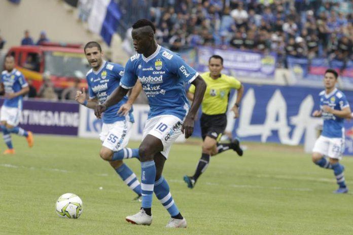 Meski Ada Mario Gomez, Persib Tak Gentar Hadapi Borneo FC