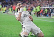 Benzema Jadi Inspirator Pemain Real Madrid