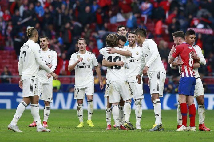 Real Madrid Akan Teruskan Tren Positif