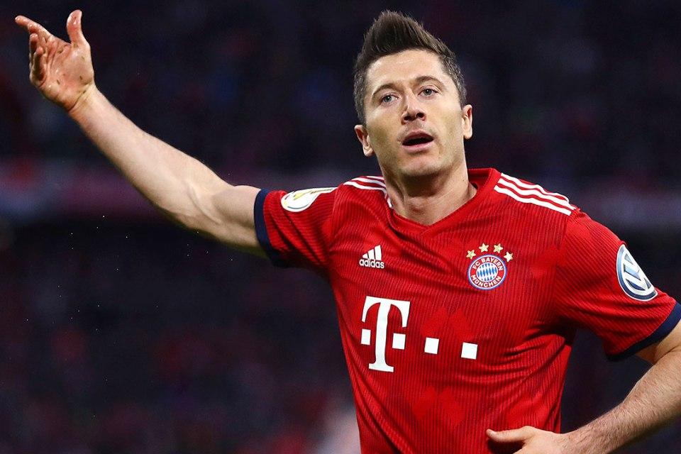Lewandowski: Bayern Jangan Cuma Fokus Kejar Leroy Sane Saja