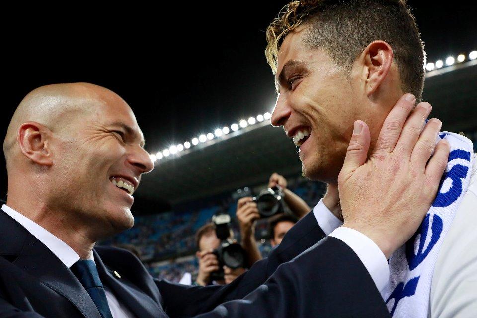 Ronaldo Angkat Bicara Soal Kehebatan Zidane Sebagai Pelatih