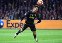 Ronaldo Catatkan Sejarah Baru di Cruyff Arena
