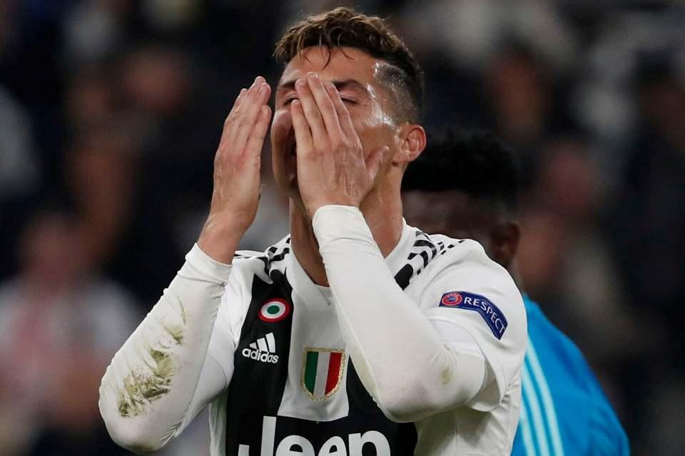 Ronaldo Minta Ini ke Juve Untuk Bersaing di Musim Depan