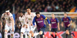 Salah Satu Kekalahan Manchester United Karena Hal Ini