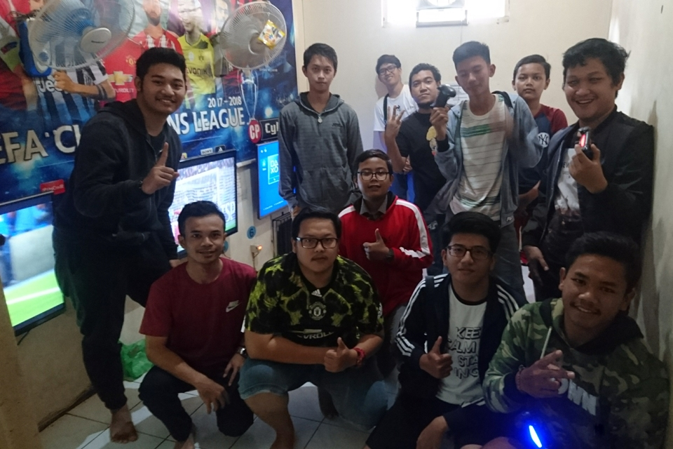 Peserta FIFA 19 Offline Competition Semarang