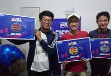 Pemenang FIFA 19 Offline Competition Semarang