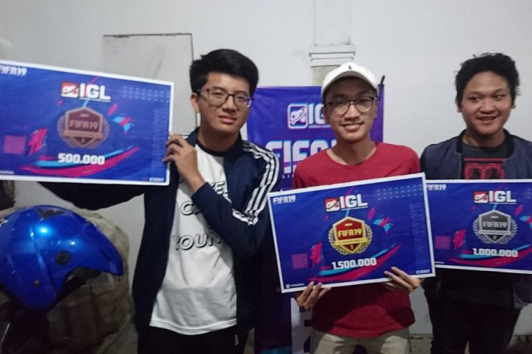 Semarang Sumbang Tiga Juara Pada FIFA 19 Offline Competition