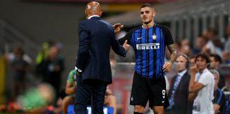 Spalletti Icardi Hanya Bikin Malu Inter