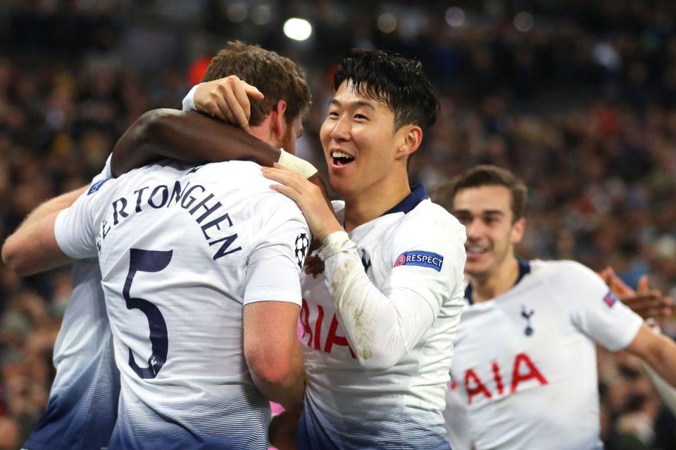 Spurs Pantas Impikan Juara Liga Champions Musim Ini