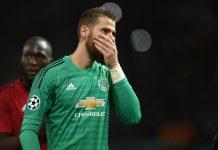 Strategi Baru Manchester United Singkirkan De Gea
