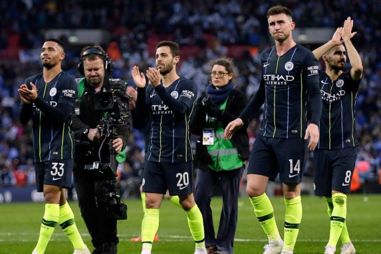 Tembus Final FA, Ini Kata Pep Soal Quadruple