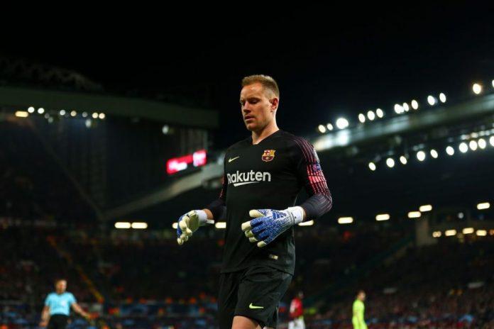 Ter Stegen Jangan Mimpi PSG-kan Barcelona