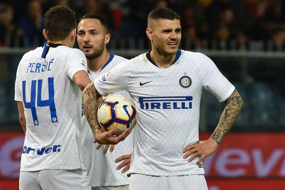Terkait Masa Depan Icardi, Ini Penjelasan Direktur Inter Milan