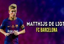 Terungkap, Detail Kontrak De Liht dengan Barcelona!