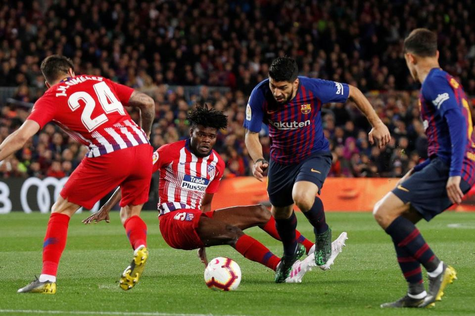 Tragisnya Nasib Atletico Setelah Kalah dari Barcelona