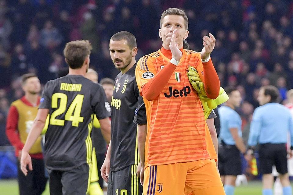 Usai Imbang, Ini Ungkapan Kecewa dari Kiper Juventus!
