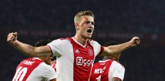 Usai Lihat Kehebatan Ronaldo, Ini Ungkapan Berkelas Kapten Ajax!