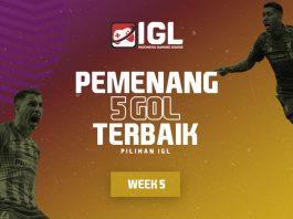 Best Goal Online Qualifier FIFA 19 FUT Week 5