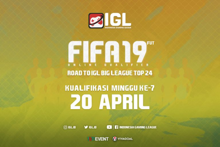 Online Qualifier FIFA 19 FUT Minggu Ketujuh Berpotensi Hadirkan Kejutan