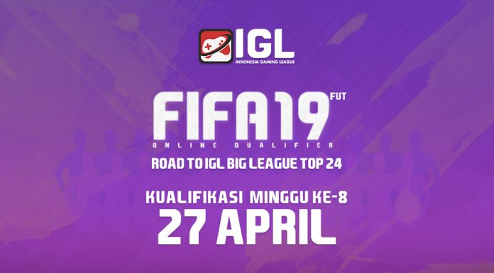 FIFA 19 FUT Online Qualifier Minggu Kedelapan