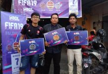 Para Pemenang FIFA 19 Offline Competition
