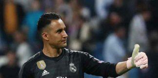 Zidane Tak Akan Menahan Kepergian Navas
