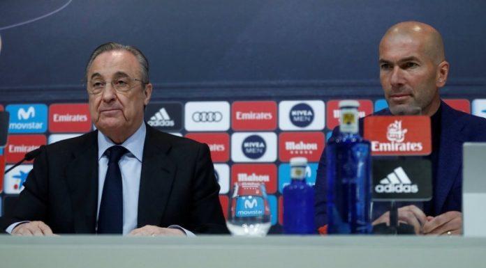 Zidane Dan Presiden Madrid Ribut Terkait James, Ada Apa?