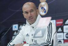 Musim Depan, Zidane Pastikan Madrid Cuci Gudang