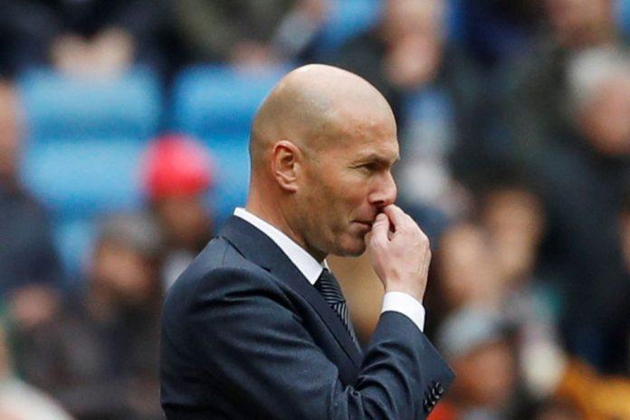 3 Kesalahan Zidane Yang Membuat Pramusim Madrid Berantakan