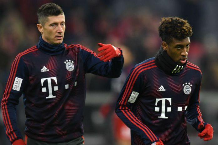 Dua Bintang Bayern Terlibat Adu Jotos di Sesi Latihan