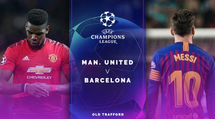 Preview Man United vs Barca: Blaugrana Masih Superior