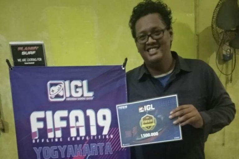 Inilah Pemenang FIFA 19 Offline Competition Jogjakarta