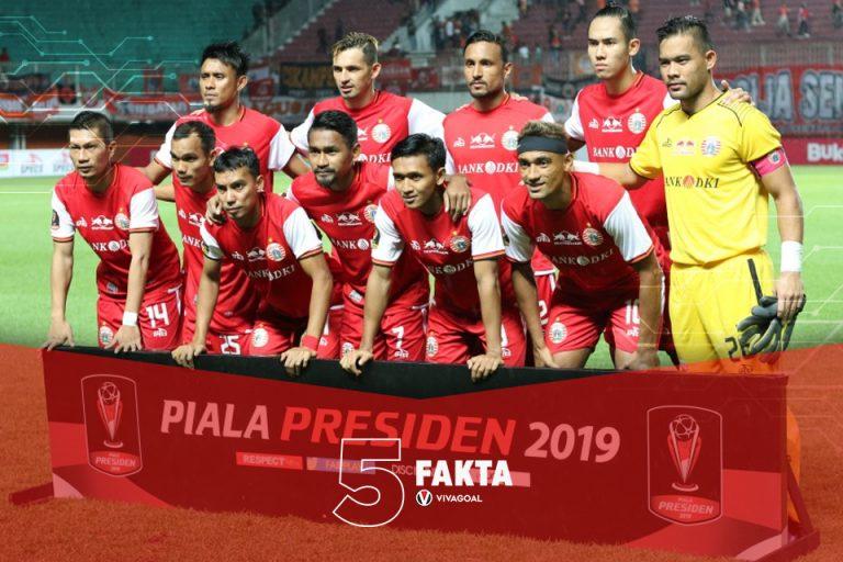 5 Fakta Klub yang Siap Tempur di Liga 1 Indonesia