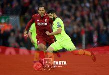 5 Fakta Tak Terduga Usai Laga The Reds Vs La Blaugrana