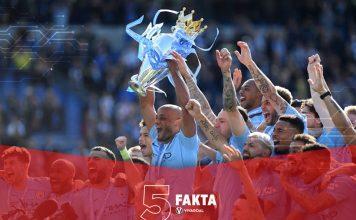 5 Fakta Resep Manchester City Raih Treble Winners
